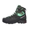 Salomon X Alp MTN GTX Hiking Shoes Women asphalt/light tt/jade green